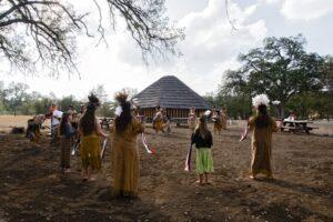 Native Tribal Circle